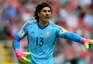 Confederations Cup: Guillermo Ochoa deserves move within ...