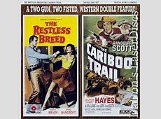 The Restless Breed The Cariboo LaserDisc, Rare LaserDiscs