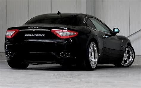 Maserati Exhaust by Science Gate