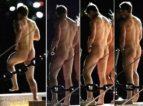 Generation Hunk Chris Evans Naked