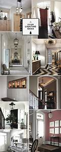 Entry, Foyer, Lighting, Ideas, For, Large, And, Small, Spaces