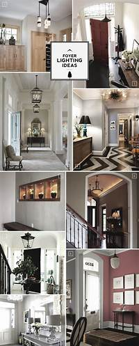 foyer lighting ideas Entry Foyer Lighting Ideas: For Large and Small Spaces ...