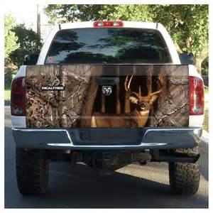 Truck Tailgate Graphics