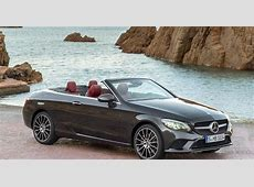 MercedesBenz updates 2019 CClass coupe, cabriolet NY