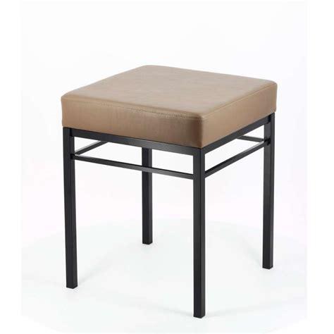 tabourets de cuisine tabouret bas de cuisine en métal quadra 4 pieds tables