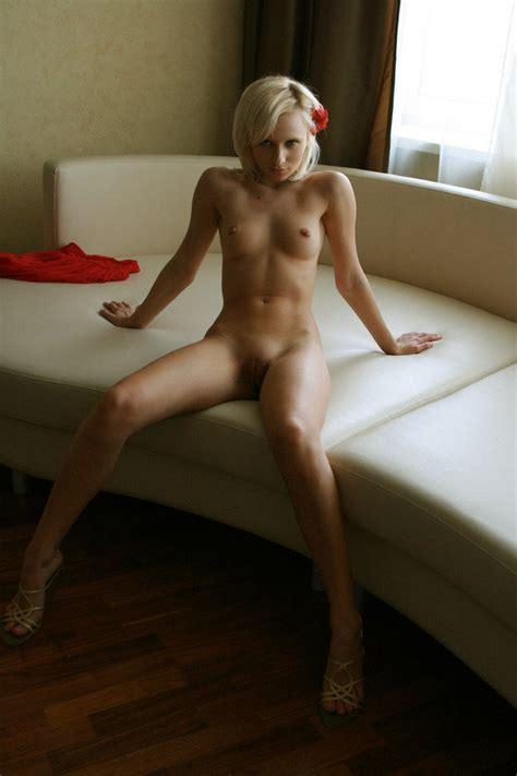 Short Hair Mature Blonde