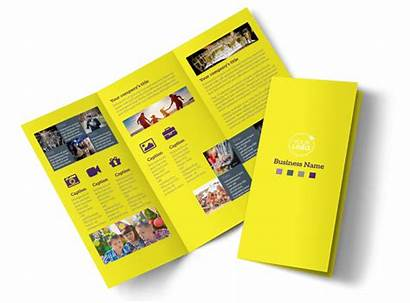 Brochure Event Template Brochures Templates Mycreativeshop Tri