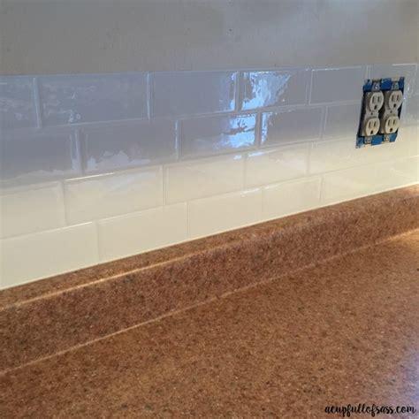 smart tiles kitchen backsplash a cup of sass