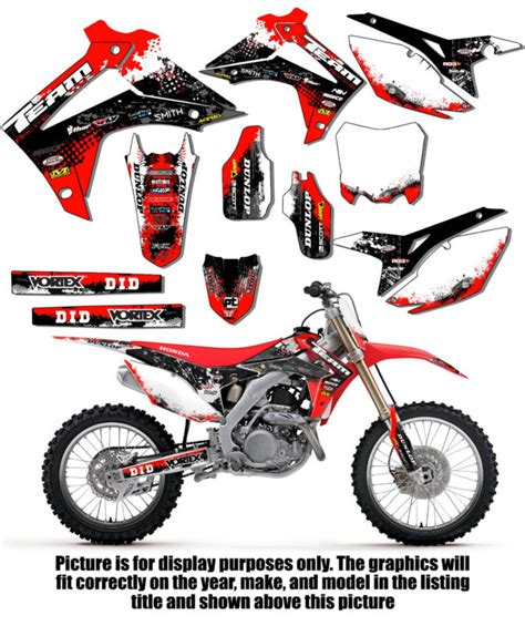 kit deco crf 2010 crf 100 graphics parts supply store your 1 resource for car truck parts