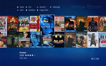 Movies Windows Center Management Mymovies Cyberlink Powerdvd