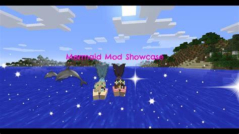 Mermaid Tail Mod Showcase!!!!!!