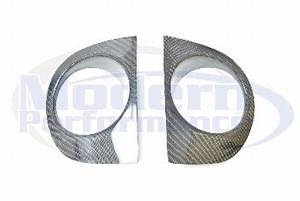 Dodge Dart Fog Light Install Cbd Carbon Fiber Fog Light Bezels 03 05 Neon Srt 4
