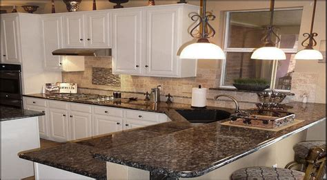 Brown Granite Countertops by Granite Countertops Dallas Fort Worth Tx By Dfw