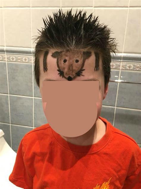 crazy hair day tutorials  boys vote  tip junkie