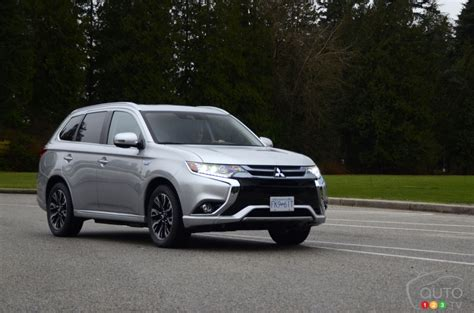 2018 Mitsubishi Outlander Phev Review And Pricing Car