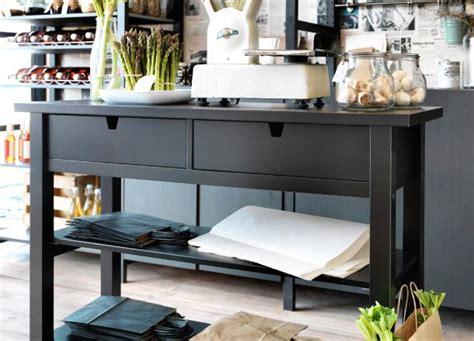 Küchenwagen Outdoor Ikea by Norden Sideboard In Schwarz Best 252 Ckt Mit T 252 Ten Einer