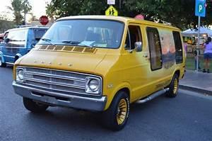 1977 Dodge Sportsman B200 Custom Show Van    1 Of A