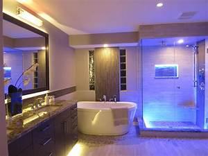 Bathroom, Light, Fixtures, As, Ideal, Interior, For, Modern