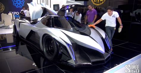 devel sixteen top speed the 10 most popular car stories of 2013