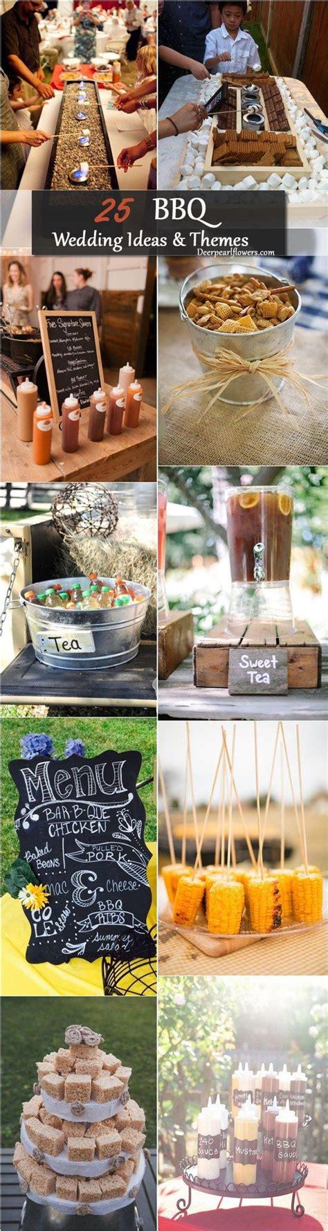 backyard diy bbqcasual wedding inspiration