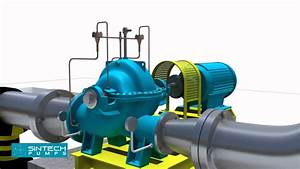 Horizontal Split Casing Pumps 3d Installation Manual