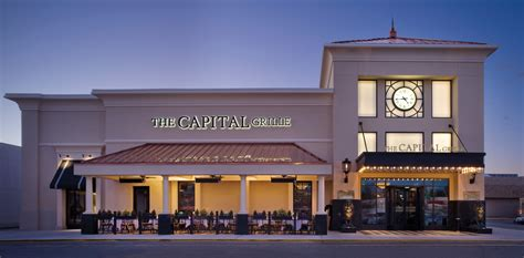 The Capital Grille at Legacy Village Will Open in July ...