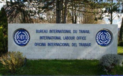 bureau international du travail en partenariat avec le bit un atelier débat sur la