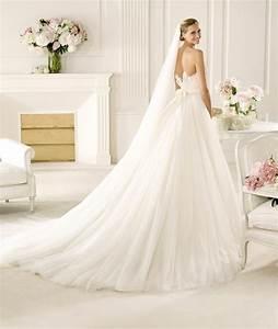 Pronovias Manuel Mota Primor Size 8 Wedding Dress