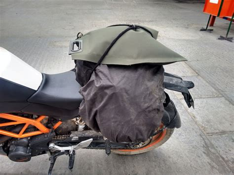 These Auxiliary Fuel Tanks Are Just What Your Motorcycle