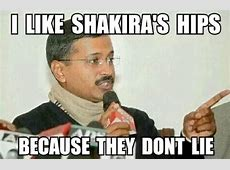 Arvind Kejriwal Ultimate Memes That Made The Whole Nation