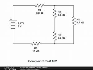 Complex Circuits Practice