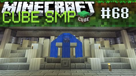minecraft cube smp grand entrance ep  youtube
