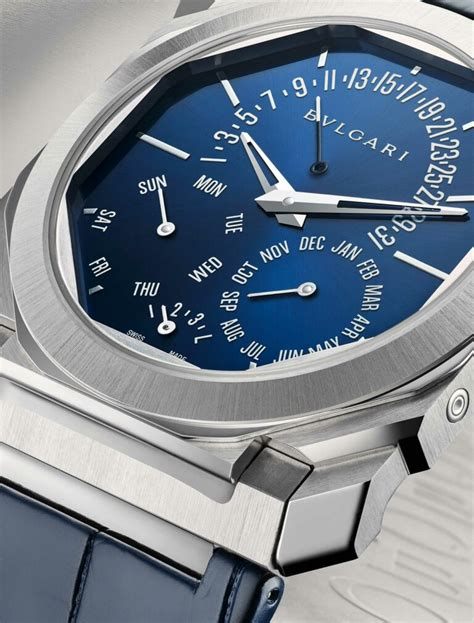 Bulgari Octo Finissimo Perpetual Calendar Watch For 2021 ...