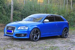 Audi A3 Bleu : yoyo51420 2 0 tfsi 321ch s photo carbone p52 garages des s3 2 0 tfsi page 49 forum ~ Medecine-chirurgie-esthetiques.com Avis de Voitures