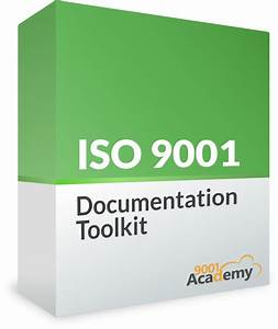 iso 9001 documentation toolkit 9001academy With iso 9001 documentation toolkit