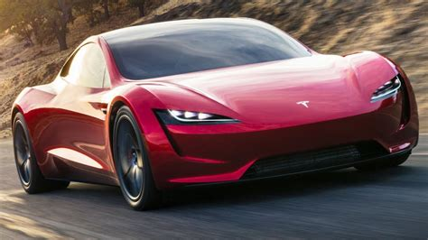 2020 Tesla Roadster by Tesla Roadster 2020 The Car In The World