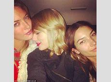 Taylor Swift denies secret lesbian romance with Karlie