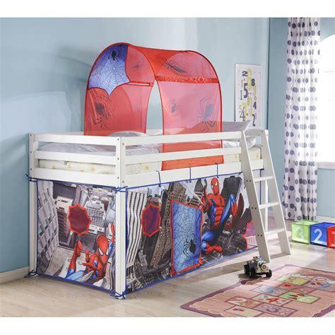 tent  midsleeper cabin bed