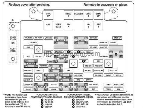 Mack Ch600 Fuse Box Diagram by Mack Mr688s Fuse Diagram Wiring Library