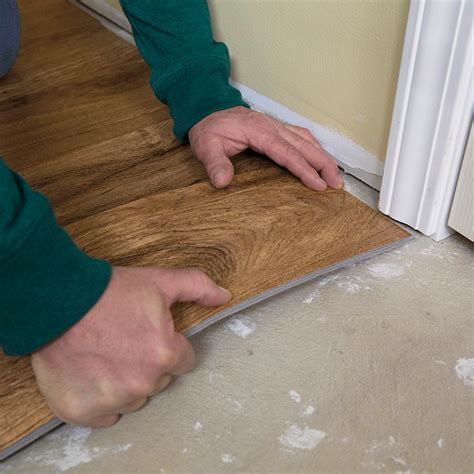 innovative vinyl flooring installation how to install