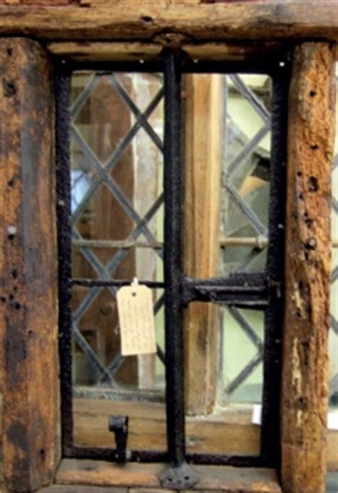 wrought iron steel windows