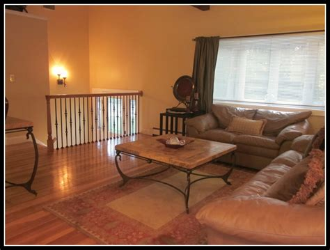 Ideas For Raised Ranch Living Room by Here Is An Exle In Raised Ranch Banister In 2019