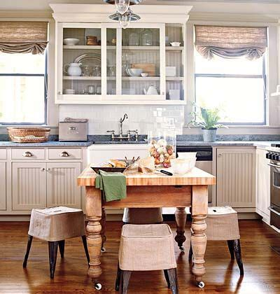 small kitchen islands with stools a kitchen island surrounded with four small stools covered 8080