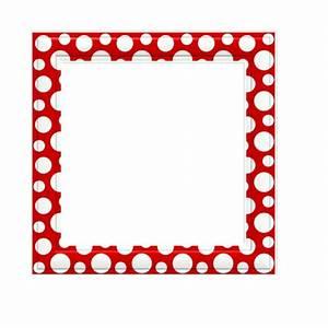 Free Polka Dot Border Clip Art - Cliparts.co