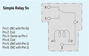 Simple 5v Relay  Spl-5v-relay