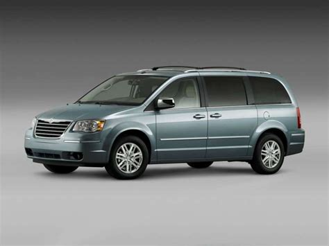 2013 Chrysler Town And Country Gas Mileage by Top 10 Best Gas Mileage Vans Fuel Efficient Minivans