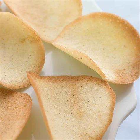 recette tuiles recette tuiles aux amandes en poudre
