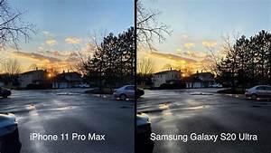 Camera Comparison  Iphone 11 Pro Max Vs  Samsung Galaxy