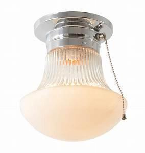 Ceiling lighting pull chain light fixtures design
