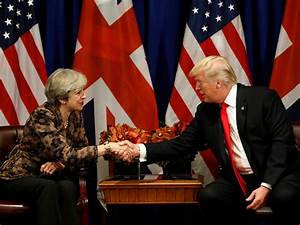 Trump assaults Theresa May perhaps perhaps well just over ...